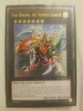Yugioh Gaia Dragon, the Thunder Charger - AP07-EN001 - Ultimate Rare NM