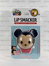 2017 Disney Tsum Tsum Lip Smacker Marshmallow Flavor Lip Balm MICKEY