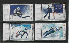 Belarus 2002 Winter Olympics MNH Set