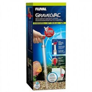 Fluval Gravel Vac Substrate Cleaner Small/Medium Gravelvac