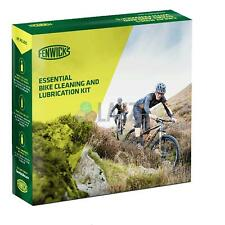 Fenwicks Essential Bike Cycle Biodegradable Cleaning & Lubrcation Kit