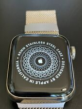 Apple Watch Series 6 40mm Stainless Steel Case (Gold)