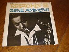 Gene Ammons LP Preachin NJ ADDRESS