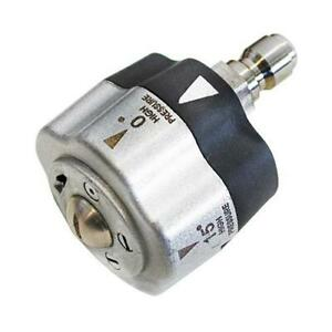 Quick Connect 5-In-1 Spray Nozzle, 3600 PSI