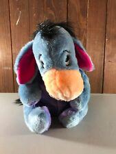 Eeyore plush toy, Disney Store Eeyore, large plush Eeyore, cute stuffed Eeyore