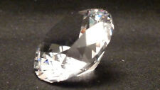 Swarovski Collection Society Members Only Diamond Chaton Crystal Paperweight
