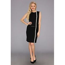 Calvin Klein Ponte Knit Sheath Dress NWT 6