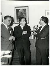 Italie, Il Dott. D'Alessandro, M. Giannini, Dott. Delfino Vintage silver pr