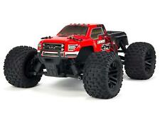 ARRMA 1/10 Granite Mega 4x4 Brushed 4WD MONSTER TRUCK Red/Black C-ARA102714IT2
