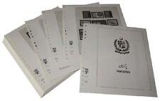 Lindner T Vordruckblätter T509/76 Pakistan - Jahrgang 1976 bis 1990
