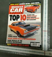Muscle Car Review January 2009 magazine