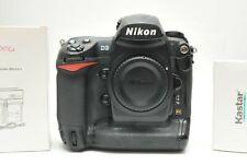 Nikon USA D3 12.1MP FX-Format Full Frame DSLR Body SN2064525
