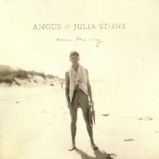 "ANGUS AND JULIA STONE ""DOWN THE WAY"" VINYL LP TRANSPARENT NEUF -500 EXEMPLAIRES"