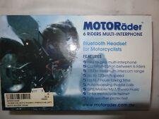 Motorcycle Intercom, bike to bike intercom and passenger to rider intercom