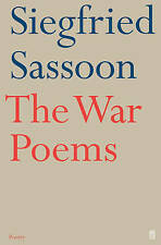 The War Poems: Arranged and Introduced by Rupert Hart-Davis, Sassoon, Siegfried,