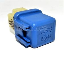 885-Genuine Nissan (1990-2003) 4-Pin Multi-Use Blue Relay 25230-79971 12V Japan