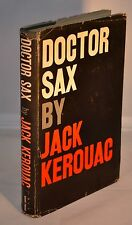 Jack Kerouac - Doctor Sax - First Edition First Printing - Grove Press 1959