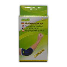 Care4You Ellenbogen Bandage Schoner elastisch Universal Blau 1 Stück