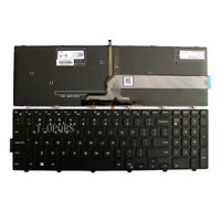 FOR DELL  Inspiron 15-3000 5542 5543 5545 5547 5548 US Keyboard Backlit