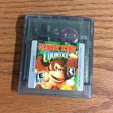 Donkey Kong Country Nintendo Game Boy Color Game Authentic Original OEM