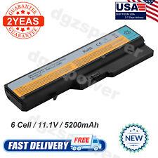 Laptop Battery for IBM Lenovo Ideapad G460 Z560 Z565 L10P6F21 L09S6Y02 Fast Ship