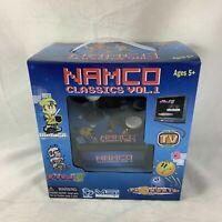 NAMCO Classics Vol 1 Plug-n-Play TV Video Games Pac-Mania Dig Dug 2 Tower Druaga
