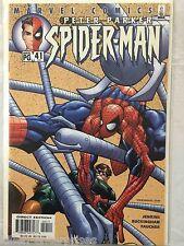 Peter Parker Spider-Man #41 Comic Book Marvel 2002