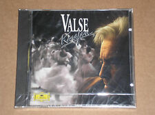 HERBERT VON KARAJAN (BERLIOZ, LISZT,STRAUSS) - VALSE - CD SIGILLATO (SEALED)