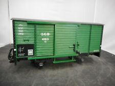 LGB #4135 S/41352 Steam Chuffing Sound Box Car