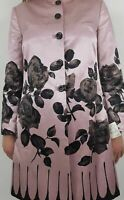 R.E.D VALENTINO PINK CLASSIC JACKET SIZE 10 RRP £600