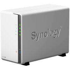 Synology DiskStation DS218J 2-Bay Diskless NAS Network Attached Storage