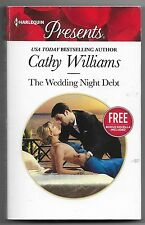 The Wedding Night Debt by Cathy Williams