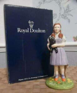 royal doulton(item336)  DOROTHY LIMITED EDITION MINT CONDITION.
