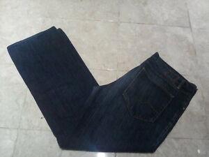 Mens HUGO BOSS Regular Straight Jeans  , size 38W 32L