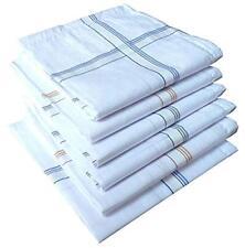 Men 's 100% cotton Handkerchief the best Eco-friendly white men's handkerchief