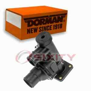 Dorman Coolant Thermostat Housing Assembly for 2000-2002 Lincoln LS 3.9L V8 ix