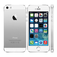 NEW Apple iPhone 5S 32GB Factory Unlocked 4G LTE Smartphone SILVER