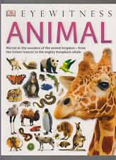 ANIMALS FACT BOOK BY DK EYEWITNESS (PB) KEY STAGE 3 HOMEWORK HELP