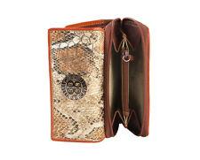Cavalli B Exotic Leather Designer Purse.