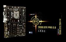 Biostar TB360-BTC PRO 2.0 LGA1151 Mining Motherboard Ether and More