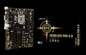 Biostar TB360-BTC PRO 2.0 LGA1151 Mining Motherboard ( Presale. Shipment 15.09 )