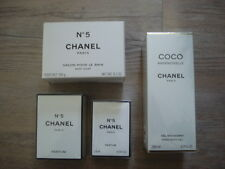 Chanel Nr. 5 Parfum 7,5 & 14 ml, Chanel Nr. 5 Seife, Coco Mademoiselle Duschbad