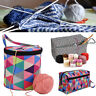 Crochet Hooks Thread Yarn Knitting Storage Bag Sewing Kit Organizer Holder Pouch