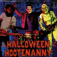 Halloween Hootenanny by Various Artists (CD, Oct-1998, Geffen) NEW rare oop