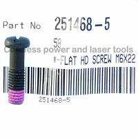 Makita DHP453 DHP481 BHP446 BHP451 BHP452 6271D 6280D Drill Chuck Screw 251468-5
