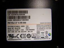 Samsung PM1725a 6.4TB MZWLL6T4HMLS 24/7 Enterprise U.2 NVMe