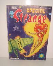 BD SPECIAL STRANGE LUG TRIMESTRIEL NUMERO 31 MARS 1983