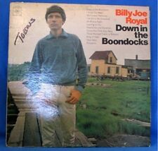 BILLY JOE ROYAL, DOWN IN THE BOONDOCKS - LP RECORD