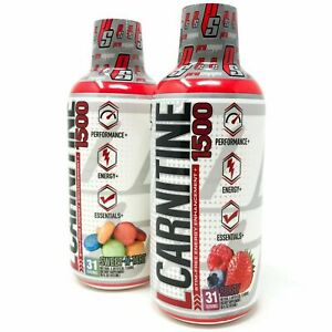 PROSUPPS L-CARNITINE 1500 16 OZ Liquid 31 Servings Weight Loss Metabolism Boost