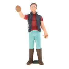 Plastic Farm People Model Simulation Figure Toy Kids Gift - Ranch Washer